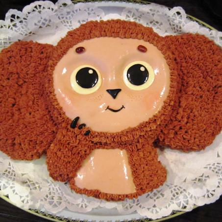 Торт в виде собаки фото торты в виде